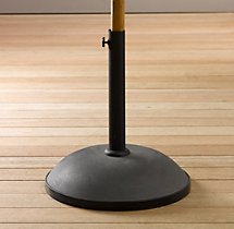 Concrete Freestanding Umbrella Stand