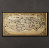 1588 World Map