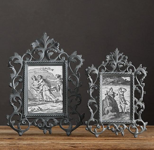 Rococo Frames