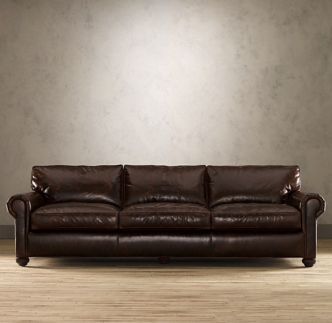 Lancaster Leather Sofas