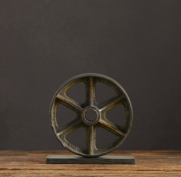 Steam Press Wheel