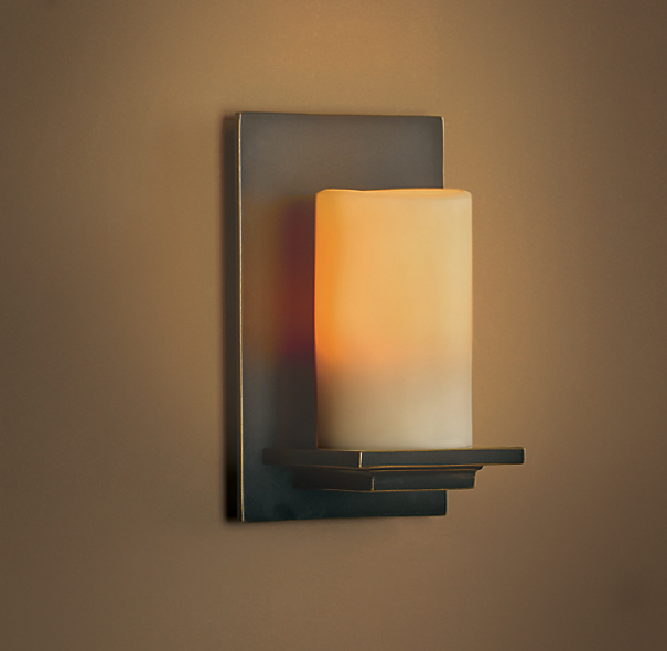 Pillar Candle Sconce