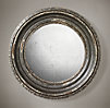 Madison Distressed Convex Mirror