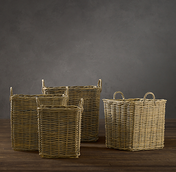 Normandy Baskets