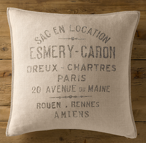 Esmery-Caron Pillow Cover