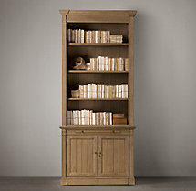 Library Single Bookcase
