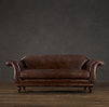 Regency Leather Sofas