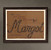 "Margot Letrero (""Margot Sign""), 1957"