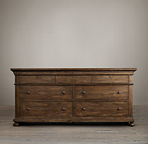 St. James 7-Drawer Dresser