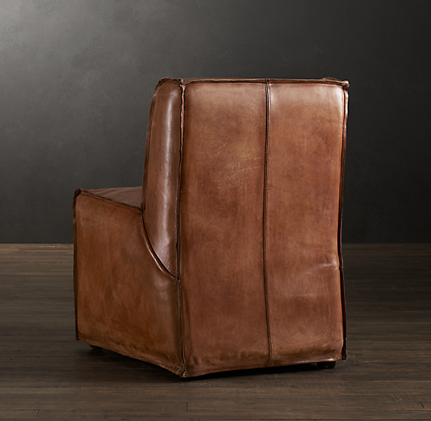 Bruno Leather Dining Chair
