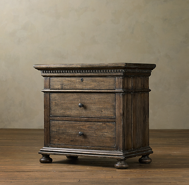 "32"" St. James Closed Nightstand"