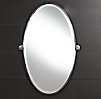 Grafton Oval Pivot Mirror