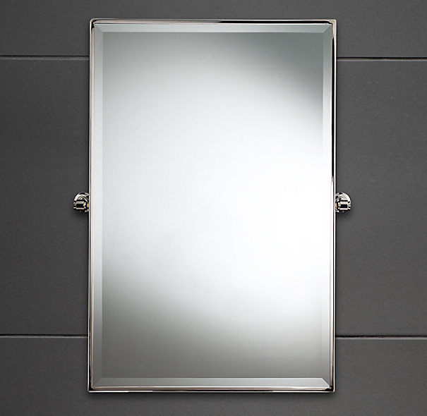 Grafton Rectangular Pivot Mirror