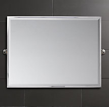 "Grafton 40"" x 30""  Pivot Mirror"