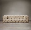 9' Soho Tufted Upholstered Sofa