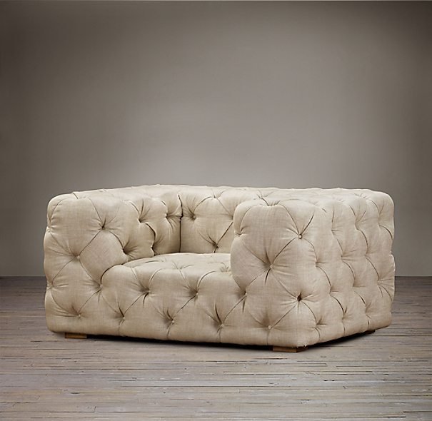 Soho Tufted Upholstered Chair