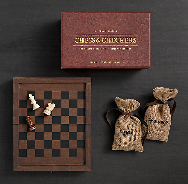 Mini Chess & Checkers