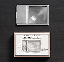 Shirt Pocket Magnifier