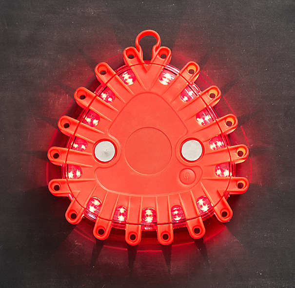 9-in-1 LED Emergency Flare