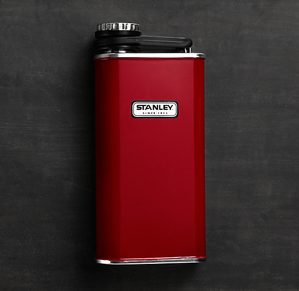 Stanley® Flask Red