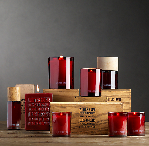 Winter Home Scent Collection