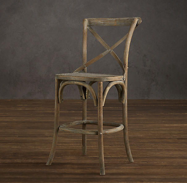 Madeleine Armless Counter Stool