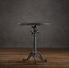 18th C. French Tilt-Top Brasserie Table