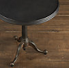 "24"" 18th C. French Tilt-Top Brasserie Table (Set of 2)"