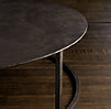 Bardo Round Side Table Large (Cisco)