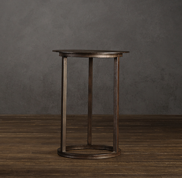 Mercer Round Side Table (Set of 2)
