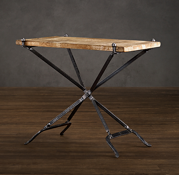 Cheese Board Side Table