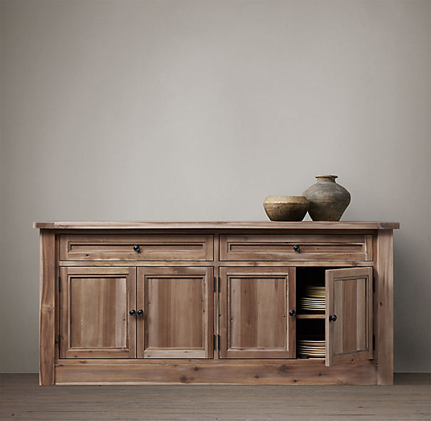 17th C. Monastery Sideboard