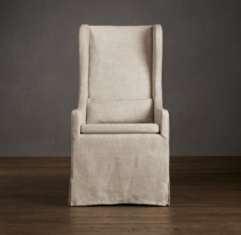 Floral Wing Chair Slipcovers Including Safavieh Furniture, Cricket