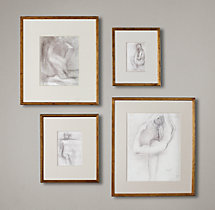 Gilt Gallery Frames