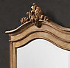 Carved Acanthus Mirror