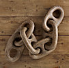 Wooden Chain Links