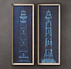 Cape Henry Lighthouse Blueprints