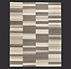 Flatweave Offset Stripe Rug Swatch