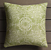 Perennials® Côte d&#39Azur French Multi-Tile Pillow Cover  Vert
