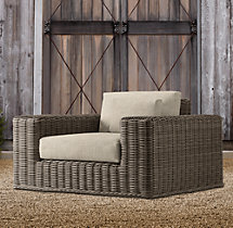 Majorca Luxe Lounge Swivel