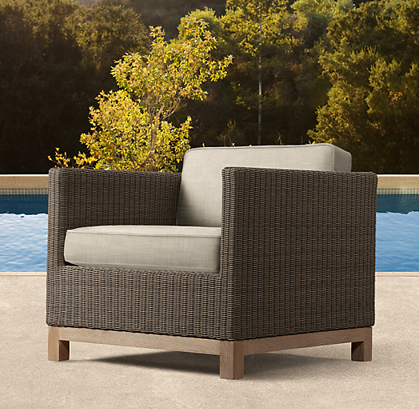 Malibu Lounge Chair Cushion