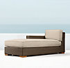 Biscayne Left/Right Arm Chaise Cushion