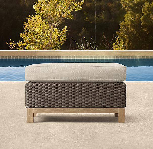 Malibu Ottoman Cushion