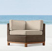 Malibu Corner Chair Cushion