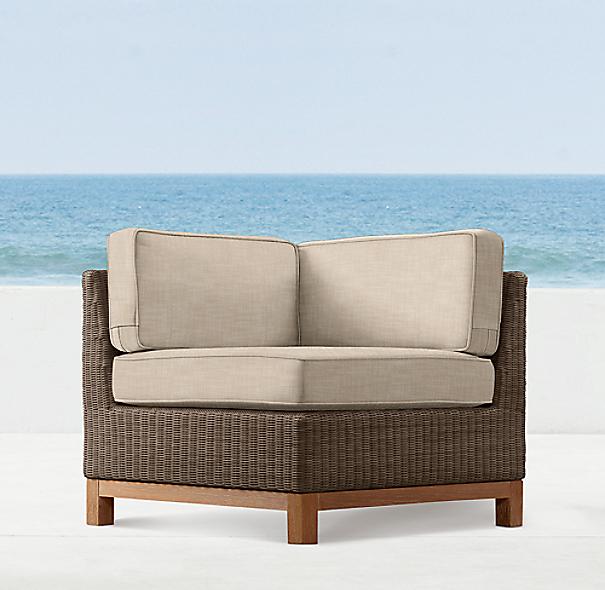 Malibu Corner Chair