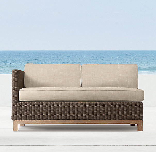 "53"" Malibu Left/Right Arm Cushion"