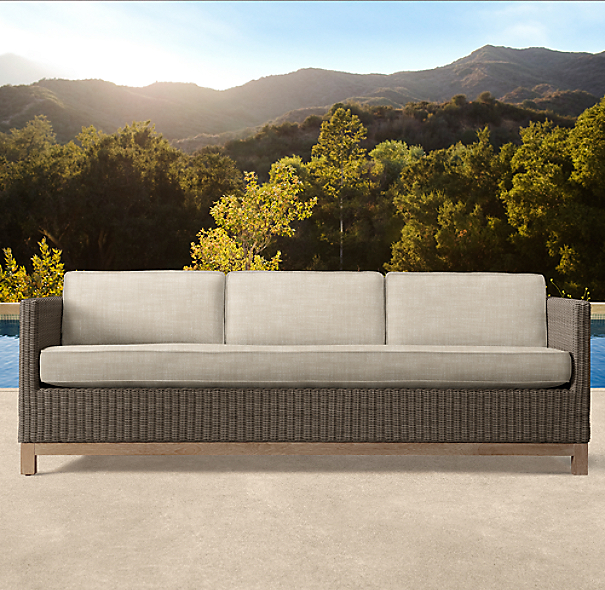 "81"" Malibu Sofa Cushions"