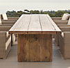 "102"" Larkspur Dining Table"