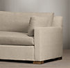 10' Belgian Track Arm Upholstered Sofa