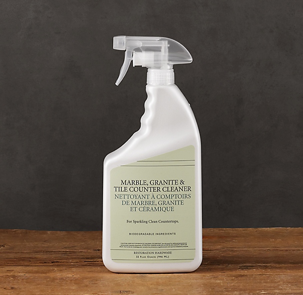 Marble Counter Cleaners : Black diamond marble granite tile counter cleaner